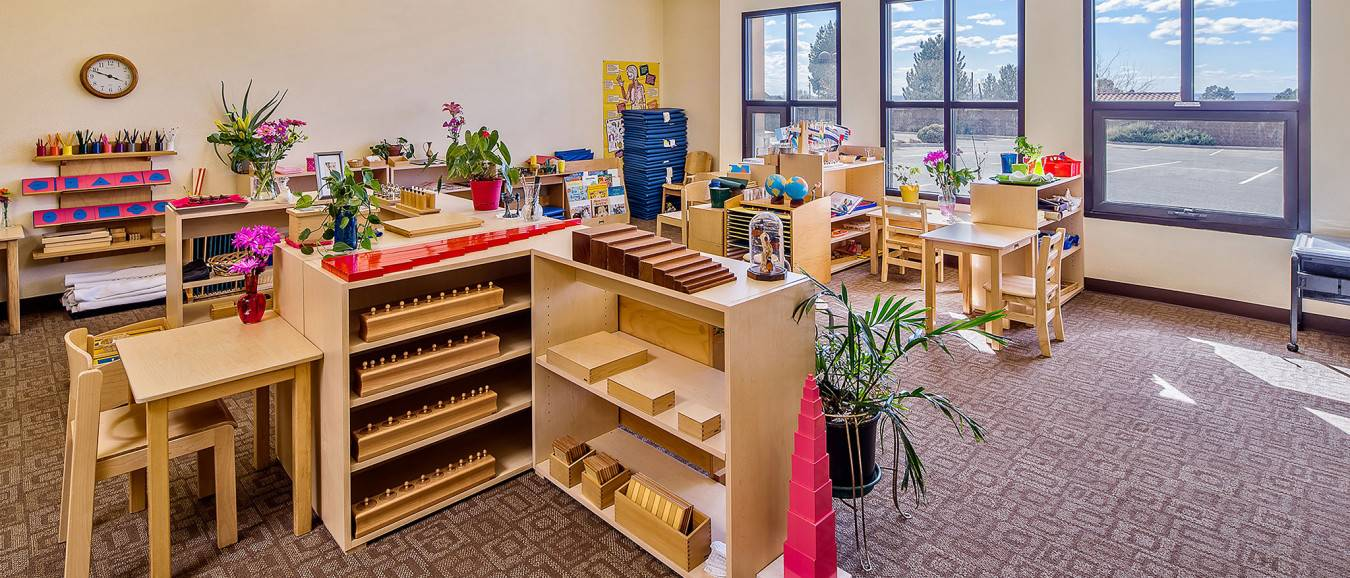 Montessori ONE facility
