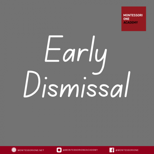 Early Dismissal: Last Day of Fall Semester