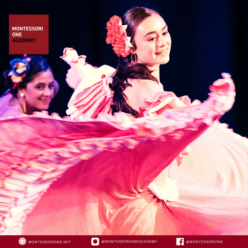 Event: Colombian Dance Performance