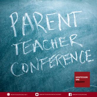 Parent Teacher Conferences: Day One (Spring)